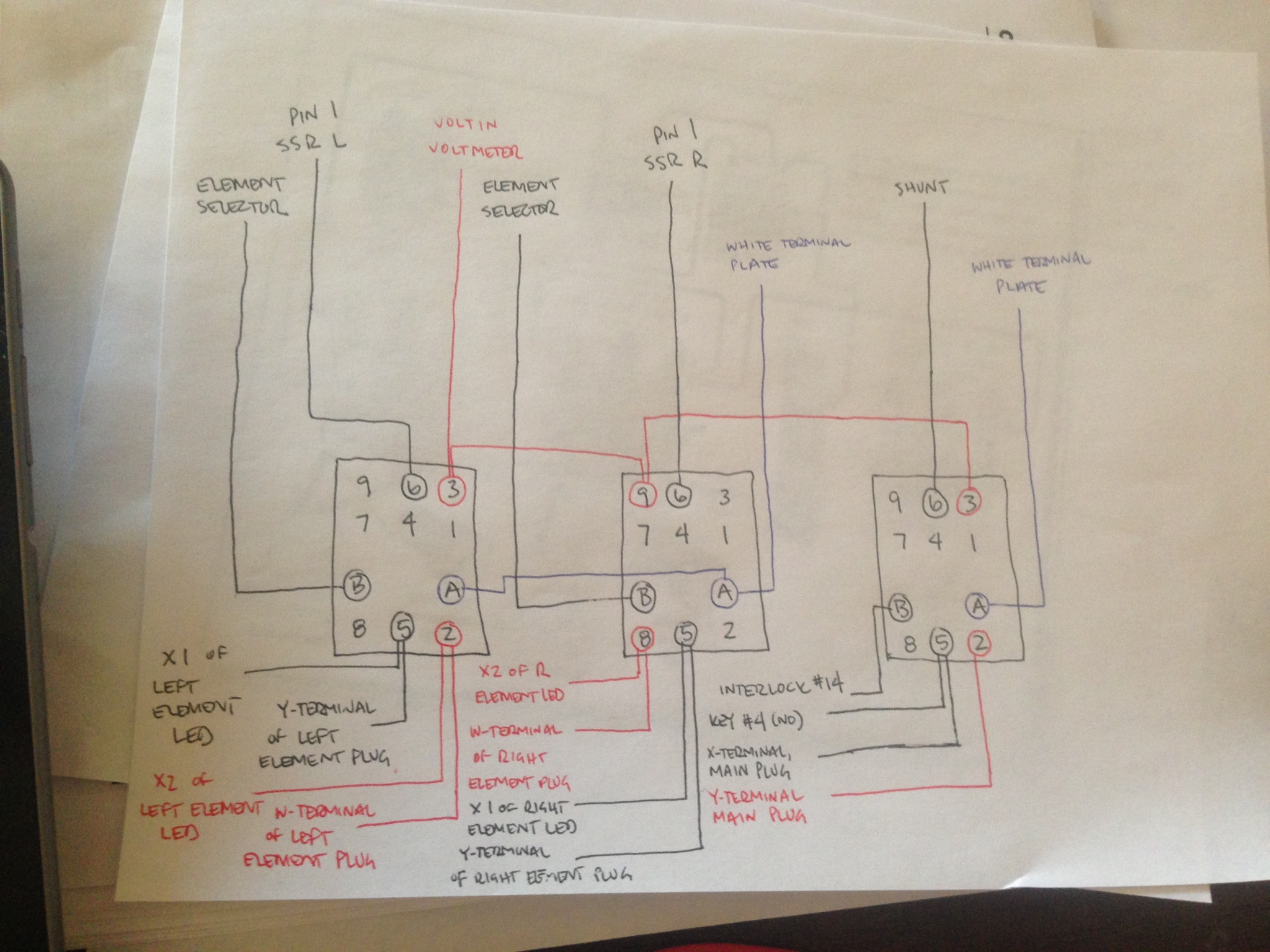 troubleshooting fried power relay