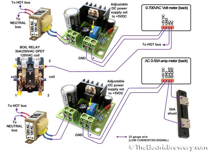 amp_volt_meters_diagram_137 ta4 wiring diagram tr4 wiring diagram wiring diagram ~ odicis diy enail wiring diagram at bayanpartner.co