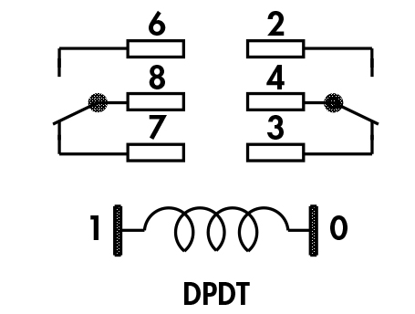 please confirm my relay wiring diagram