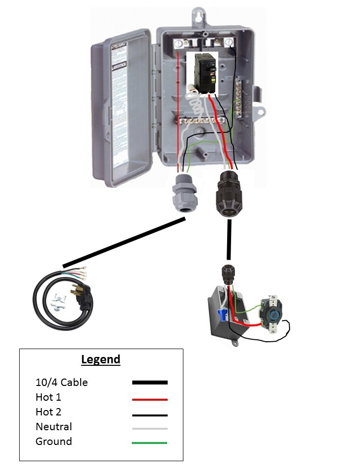 portable gfci spa panel gfci wiring jpg