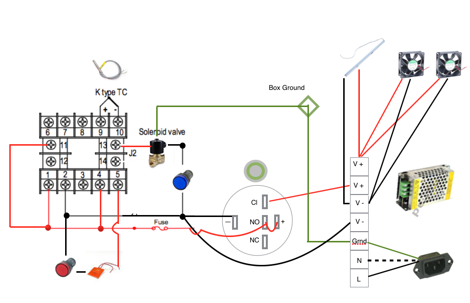 exciting pid wiring schematic images