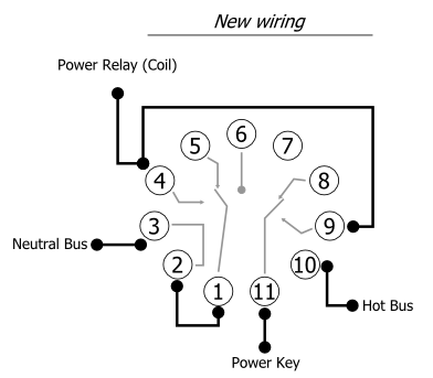 Safe Start Interlock Wiring Question