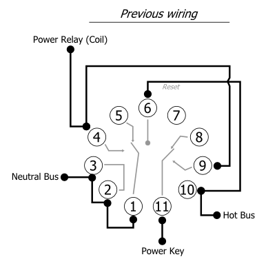 Safe Start Interlock Wiring Question on 8 pin 24vdc relay, 8 pin octal relay, 8 pin latching relay, dayton 8 pin relay, 8 pin ac relay,
