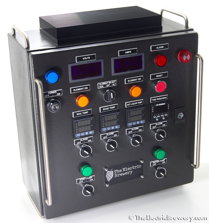 electric brewery control panel for sale  | theelectricbrewery…