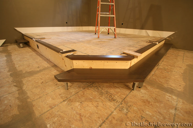 Kal S Basement Home Theatre Bar Brewery Build 2 0