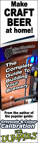 Download our 350 page guide and build your own home brewery!