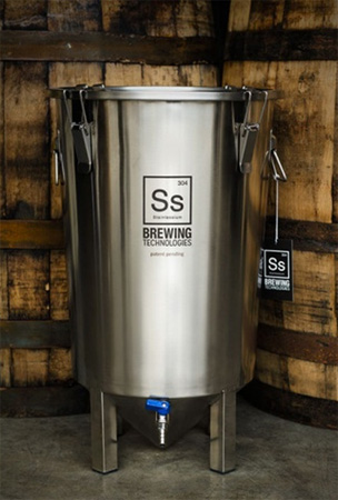 Brew Bucket Stainless Steel Fermenter
