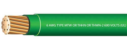 Type thhn wire wire center green 6 gauge type t90 thwn thhn wire stranded rh theelectricbrewery com thhn wire size chart thhn wire applications greentooth Choice Image